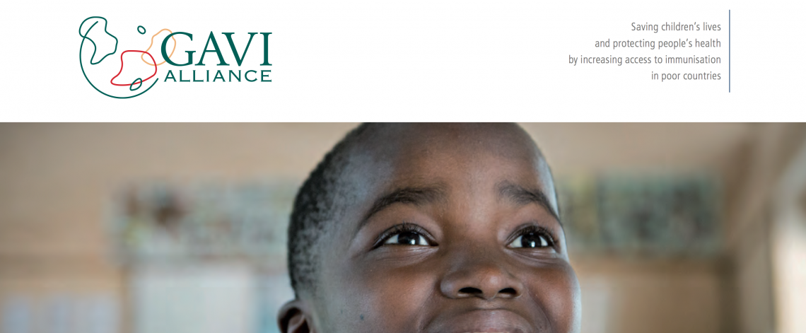 THE GAVI FUND AFFILIATE